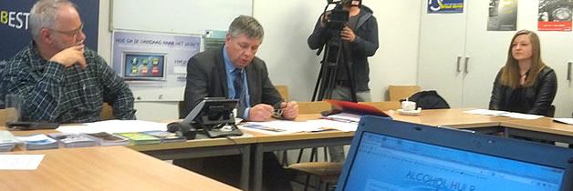 persconferentie Vandeurzen CAD-Limburg